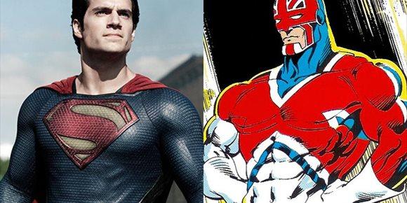 4. Henry Cavill en conversaciones con Marvel... ¿Para interpretar al Capitán Britania?