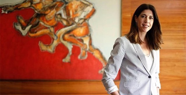Archivo - La exatleta Carlota Castrejana