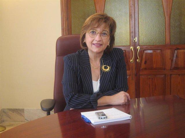 Blanca Marín, directora general de Aerocas