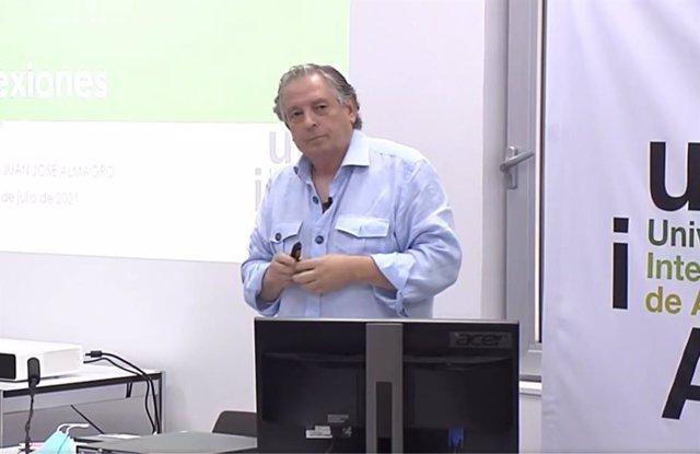 Juan José Almagro, director de Comunicación y Responsabilidad Social Corporativa de Mapfre.