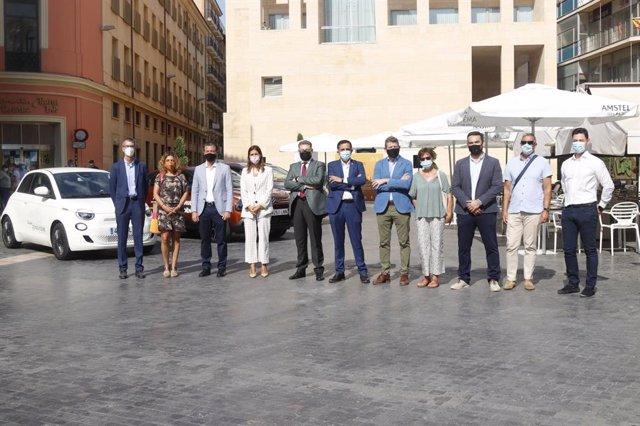 Casi 100 empresas se reunirán en la feria 'Movieléctrica 2021' de Murcia.