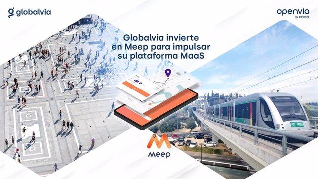 Ronda de financiación de Meep en la que Globalvia ha inyectado 3 millones de euros