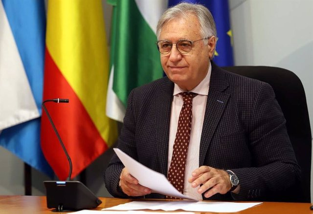 Francisco Camas, concejal del Ayuntamiento de Jerez