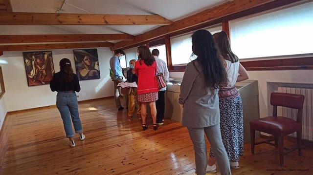 Visitas guiadas a la Fundación Vela Zanetti que se amplían.