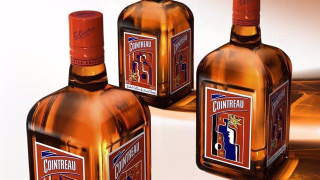 Archivo - Recurso de licores de la compañía franesa Rémy Cointreau.