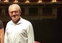 El director general del Institut Valencià de Cultura (IVC), Abel Guarinos, en una imagen de archivo.
