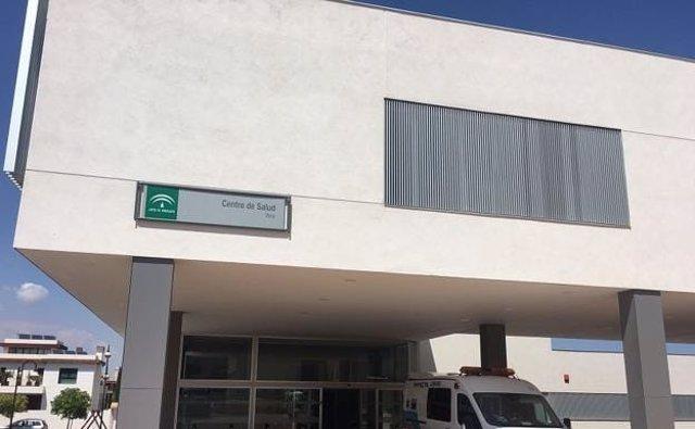 Centro de salud de Vera (Almería)