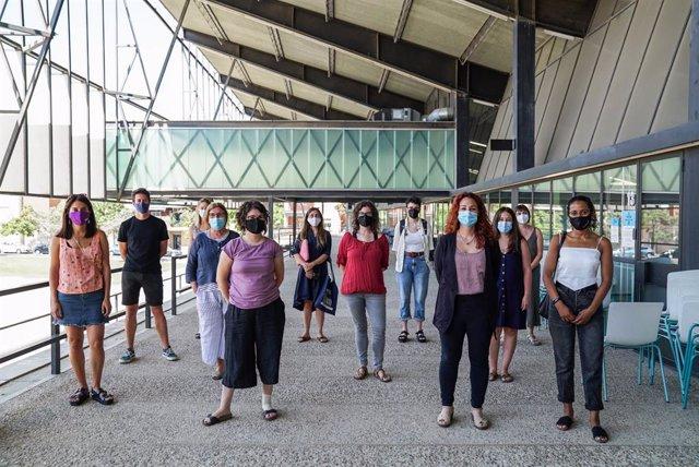 Barcelona presenta la xarxa de dones BcnFemTech