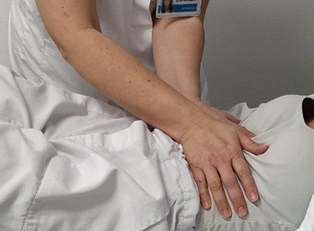 Servicio de Rehabilitación en el Hospital Infanta Elena de Madrid
