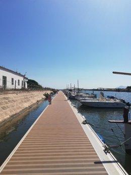 Ports IB renueva la instalación de s'Oberta.