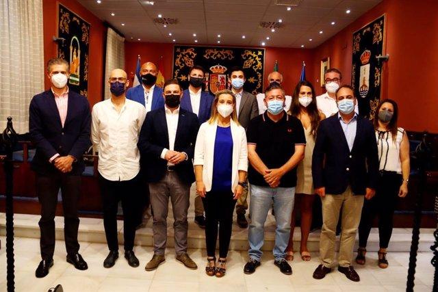 Este martes han tomado poseseión los miebros del Consejo Administración empresa municipal AIRA de Alcalá de Guadaíra (Sevilla).