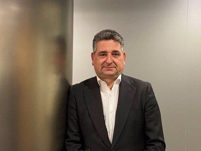 Miguel Ángel López, director ejecutivo de Siemens España