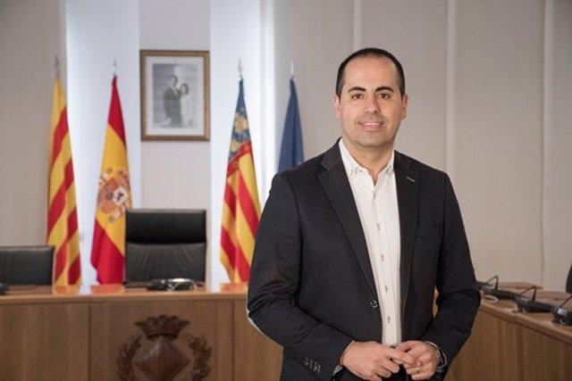 Hector Folgado, vicesecretario de Comunicación del PPCV