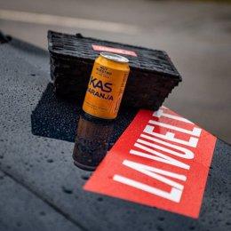 Kas, refresco y proveedor oficial de La Vuelta 21.