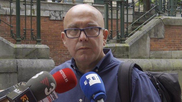 Gonzalo Boye, abogado del ex presidente catalán Carles Puigdemont.