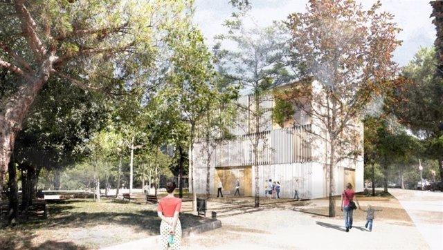 Barcelona comença la construcció del primer centre d'atenció integral a la Marina de Port