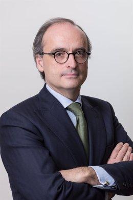 Archivo - Santiago Martínez Garrido, secretario general del consejo de Iberdrola