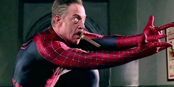 8. Spider-Man: Filtrada la prueba de J.K. Simmons para ser J. Jonah Jameson en la trilogía de Sam Raimi
