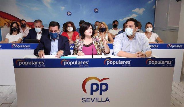 Comité del PP de Sevilla