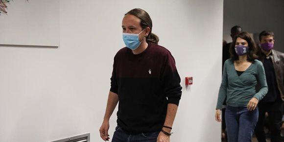 1. Pablo Iglesias ficha como investigador para un centro de la Universitat Oberta de Catalunya (UOC)