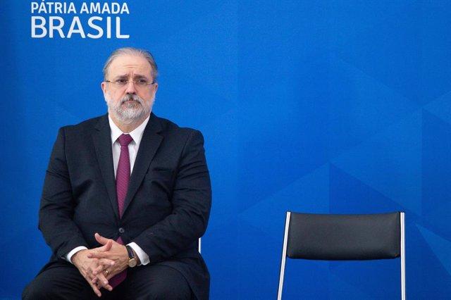 Archivo - El fiscal general brasileño, Augusto Aras.