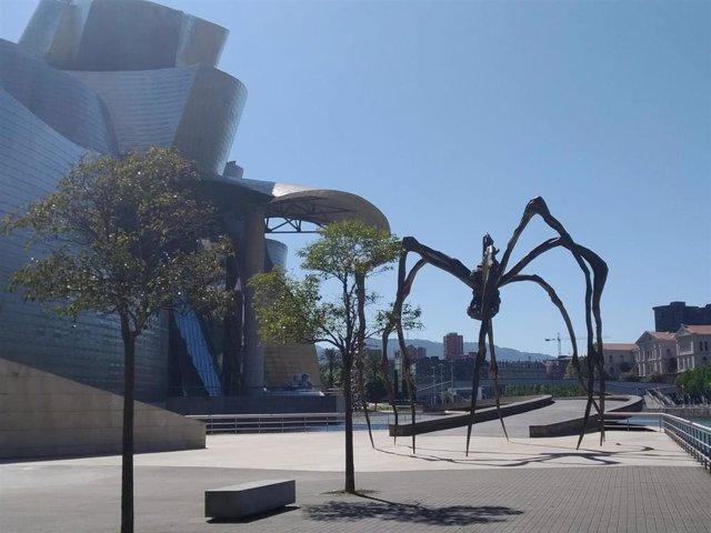 Archivo - Sol en Bilbao (archivo).