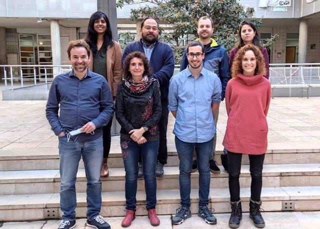 Imagen del grupo de Nutrición y Enfermedades Metabólicas (NuMeD) de la Universitat Rovira i Virgili (URV)