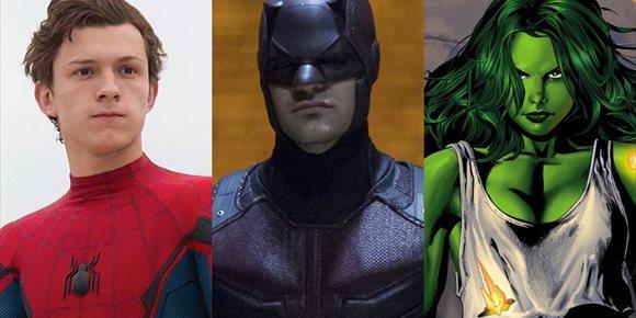 1. Spider-Man No Way Home: Charlie Cox (Daredevil) confirma su presencia en la película... ¿ y en She-Hulk?