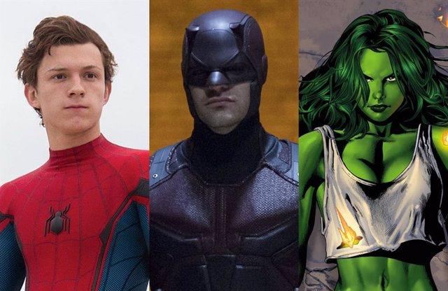 Daredevil podría aparecer en Spider-Man: No Way Home o en She-Hulk