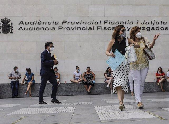 Archivo - Ciudad de la Justicia de València