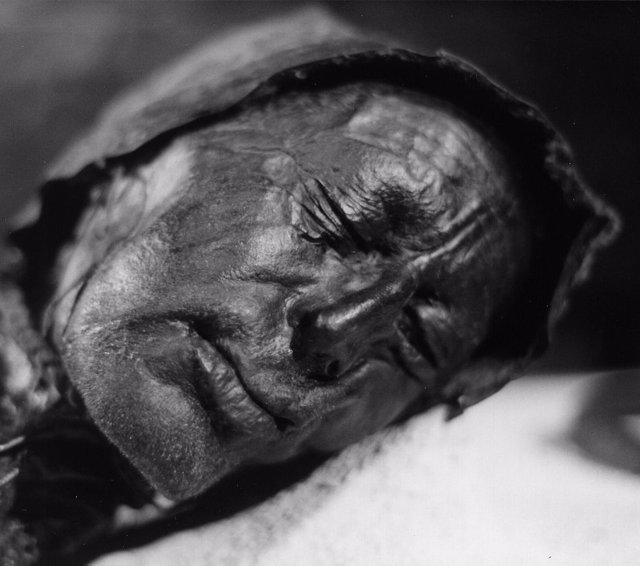 El hombre de Tollund vivió en el siglo IV a. C.