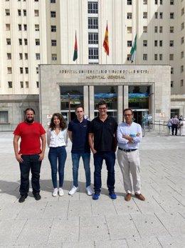 Investigadores demuestran en Granada que el riesgo de tener leucemia mieloide aguda depende de variaciones en genes del sistema inmune