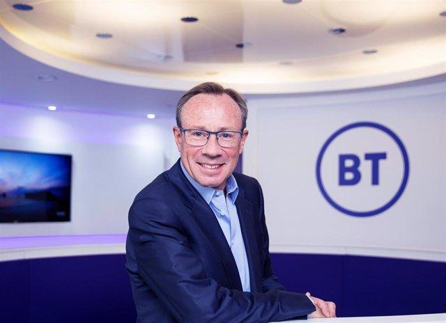 Philip Jansen, consejero delegado de BT