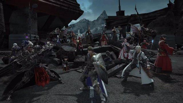 Final Fantasy XIV expansión Endwalker
