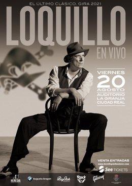 Ara Malikian, Álvaro de Luna y Pasión Vega, dentro de los conciertos de las ferias de Ciudad Real del 14 al 22 de agosto