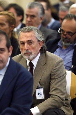 Archivo - Francisco Correa, cabecilla de la trama 'Gürtel', durante el juicio