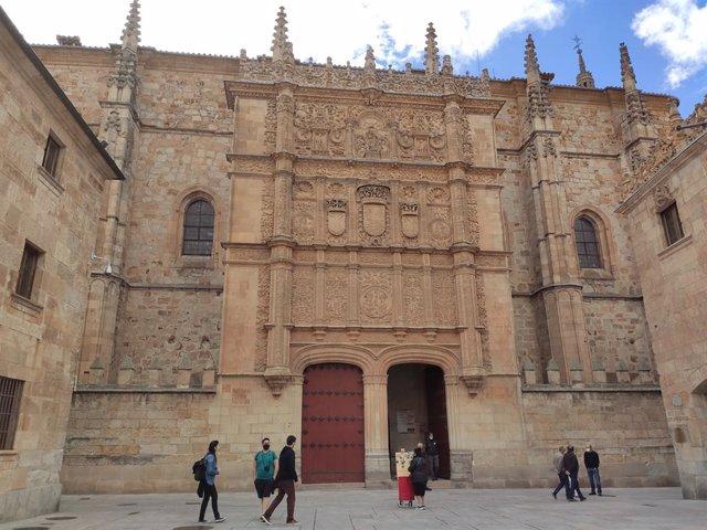 Edificio Histórico de la USAL.