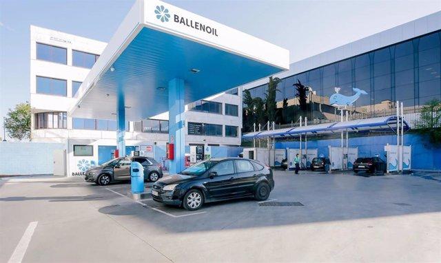 Estación de Ballenoil