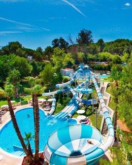 Hotel Gran Garbi & AquasPlash (Lloret de Mar - Costa Brava).