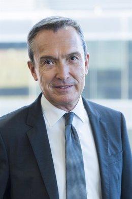 Archivo - Fotografía del presidente de MicroBank, Juan Carlos Gallego.