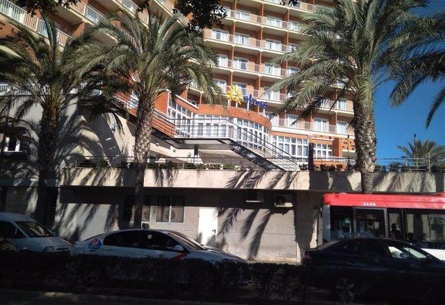 Archivo - Gran Hotel de Almería