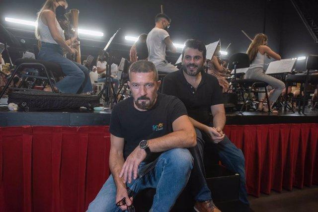 La Sinfónica Pop del Soho ensaya para su próximo concierto 'Notas de cine'