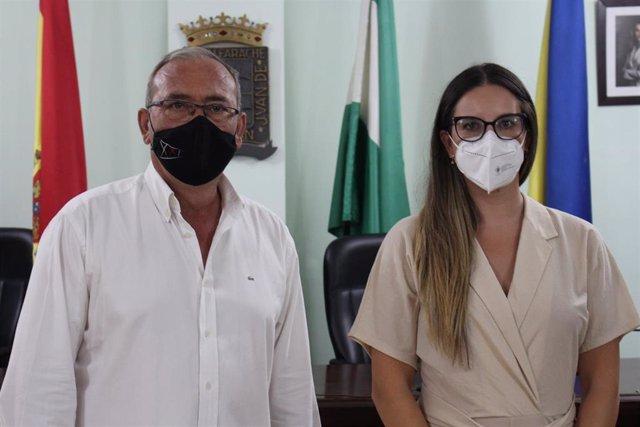 Fernando Zamora y Blanca Montero