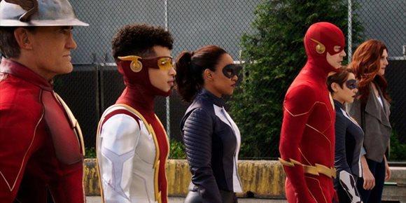 3. El final de la temporada 7 de The Flash, explicado: Así afecta el regreso de SPOILER al futuro del CWverse