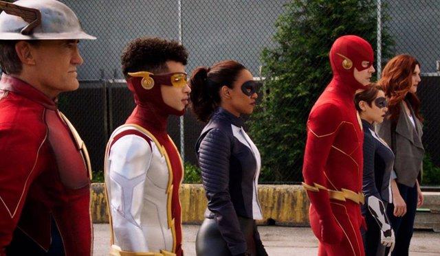 Archivo - Imagen de la nueva temporada de The Flash