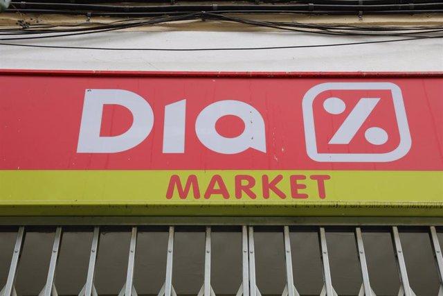 Archivo - Supermercado DIA.