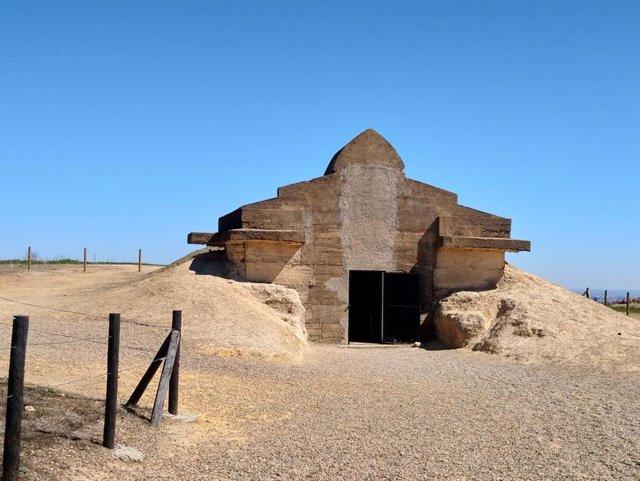 Archivo - Dolmen de la Pastora, en Valencina