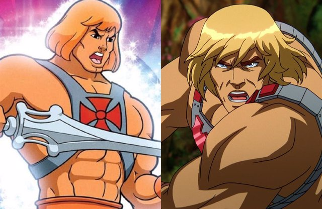 He-Man, protagonista de Masters del Universo