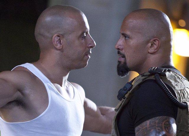 Dwayne Johnson se ríe de Vin Diesel y confirma que no estará en Fast and Furious 10 y 11