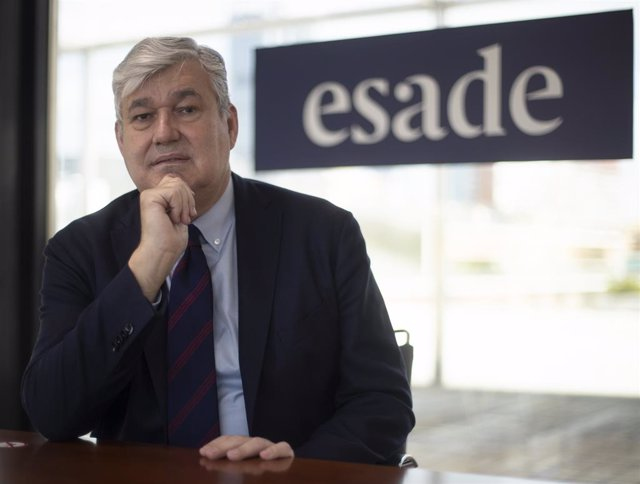 Archivo - Koldo Echebarría, director general de Esade.